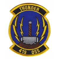 419 OSS Patches