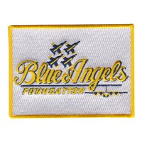 Blue Angels Custom Patches