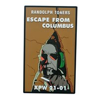 Randolph AFB XPW Classes Custom Patches