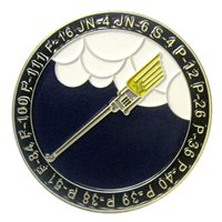 Shaw AFB Challenge Coins