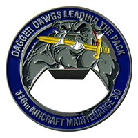 Robins AFB Challenge Coins