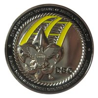 Boy Scout Challenge Coins