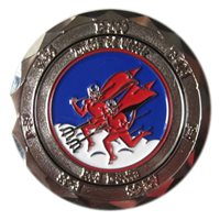 Laughlin AFB Challenge Coins