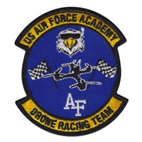 USAFA Drone Racing Team Patches