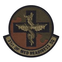 31 OMRS Patches