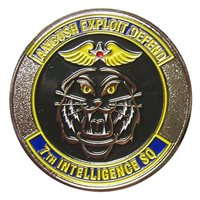 Ft Meade Challenge Coins