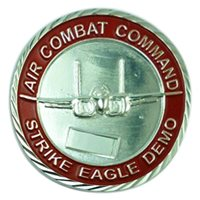 Seymour Johnson AFB Challenge Coins