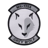 USAF MH-139A Custom Patches