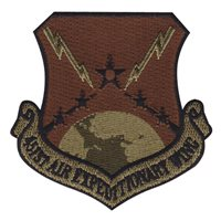 451 AEW Custom Patches