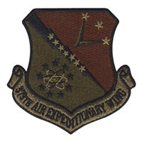 379 AEW Patches