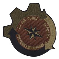 USAFA Systems Engineering Custom Patches