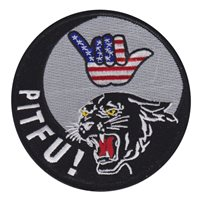 35 AMU Custom Patches