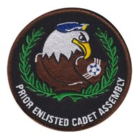 USAFA Prior Enlisted Club Patch