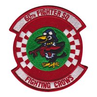 60 FS Custom Patches