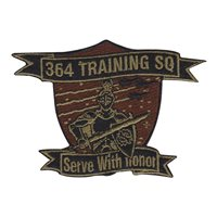364 TRS Custom Patches