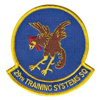 29 TSS Patches