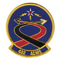 432 ACMS Patches