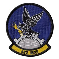 432 MXS Patches