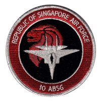 Custom International Air Force Patches
