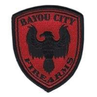 Bayou City Firearms Patches