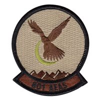 801 AEAS Patches