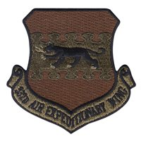 332 AEW Patches