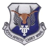 AFROTC Det 825 University of Texas Patches