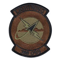 388th Operations Support Squadron (388 OSS) Custom Patches