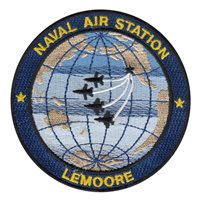 NAS Lemoore Patches