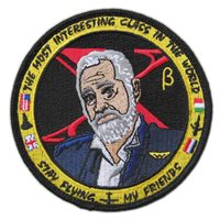 TPS Class 10B Custom Patches