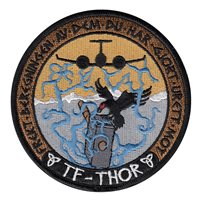 JTF Odin and Thor Custom Patches