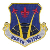 926 WG Patches