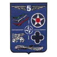 DACCC Patches