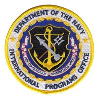 International Programs Office Patches