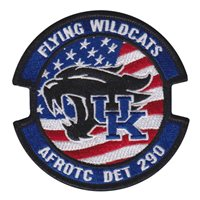 AFROTC Det 290 University of Kentucky Patches