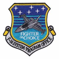 F-16 SPO Patches