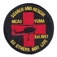 Search and Rescue Patches