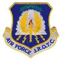 High School JROTC Patches
