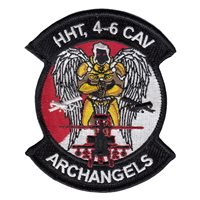 HHT 4-6 CAV Patches