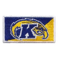 AFROTC Det 630 Kent State University Patches