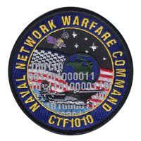 Naval Network Warfare Command Patches