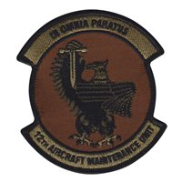 12 AMU Patches