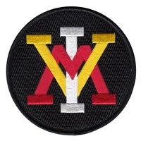 AFROTC Det 880 Virginia Military Institute Patches
