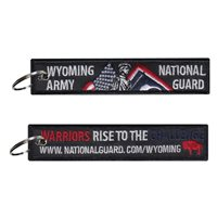 Wyoming Army National Guard  Patches