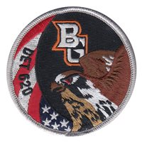 AFROTC Det 620 Bowling Green State University Patches
