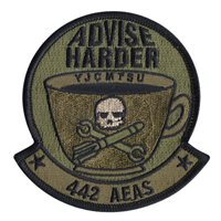 442 AEAS Patches