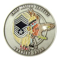 Westover ARB Challenge Coins