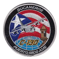 ANG Puerto Rico Custom Patches