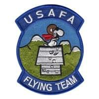USAFA Flying Team Custom Patches