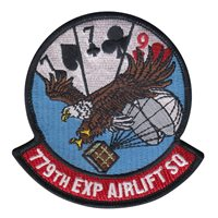 779 EAS Patches
